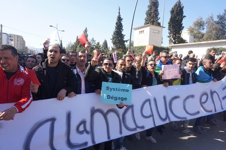 Une grandiose marche à Béjaïa le vendredi 01 mars 2019 contre le système  - Page 2 1583