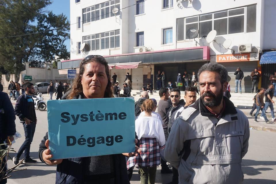 Une grandiose marche à Béjaïa le vendredi 01 mars 2019 contre le système  - Page 2 1588
