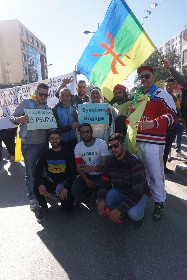 Une grandiose marche à Béjaïa le vendredi 01 mars 2019 contre le système  - Page 2 1589