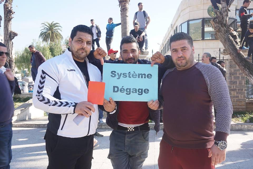 Une grandiose marche à Béjaïa le vendredi 01 mars 2019 contre le système  - Page 2 1590