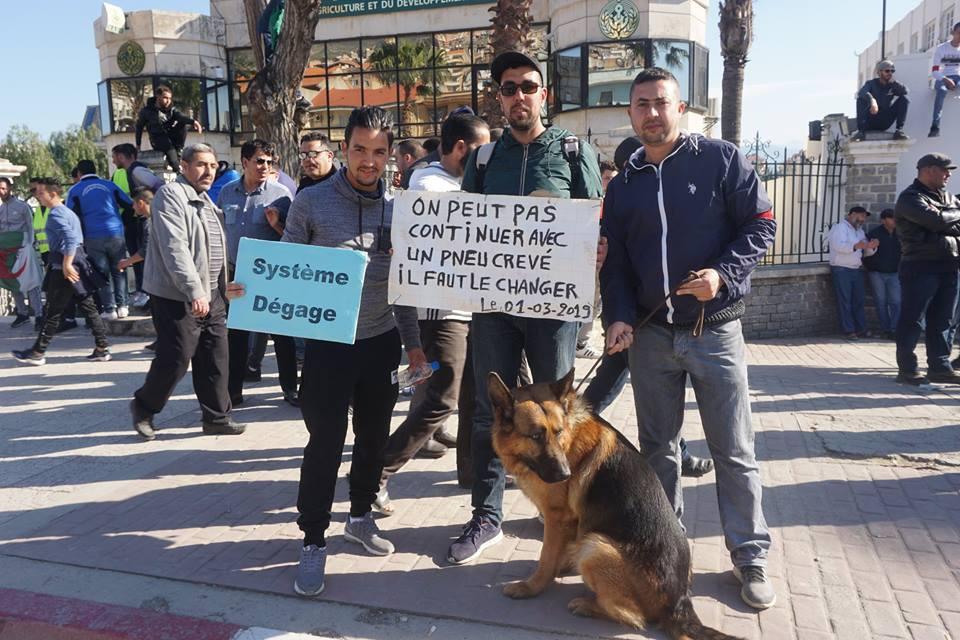Une grandiose marche à Béjaïa le vendredi 01 mars 2019 contre le système  - Page 3 1595