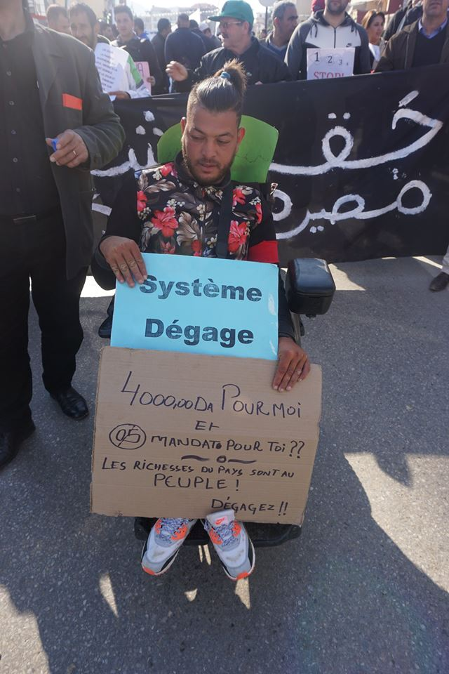 Une grandiose marche à Béjaïa le vendredi 01 mars 2019 contre le système  - Page 3 1598