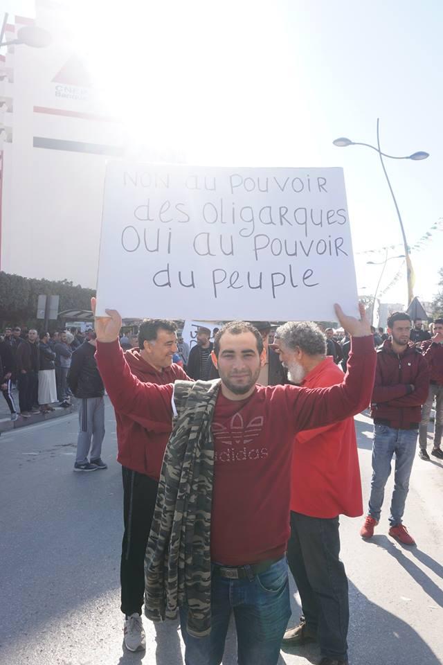 Une grandiose marche à Béjaïa le vendredi 01 mars 2019 contre le système  - Page 3 1601