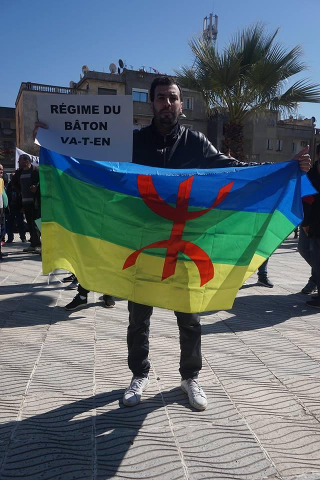 Une grandiose marche à Béjaïa le vendredi 01 mars 2019 contre le système  - Page 3 1605