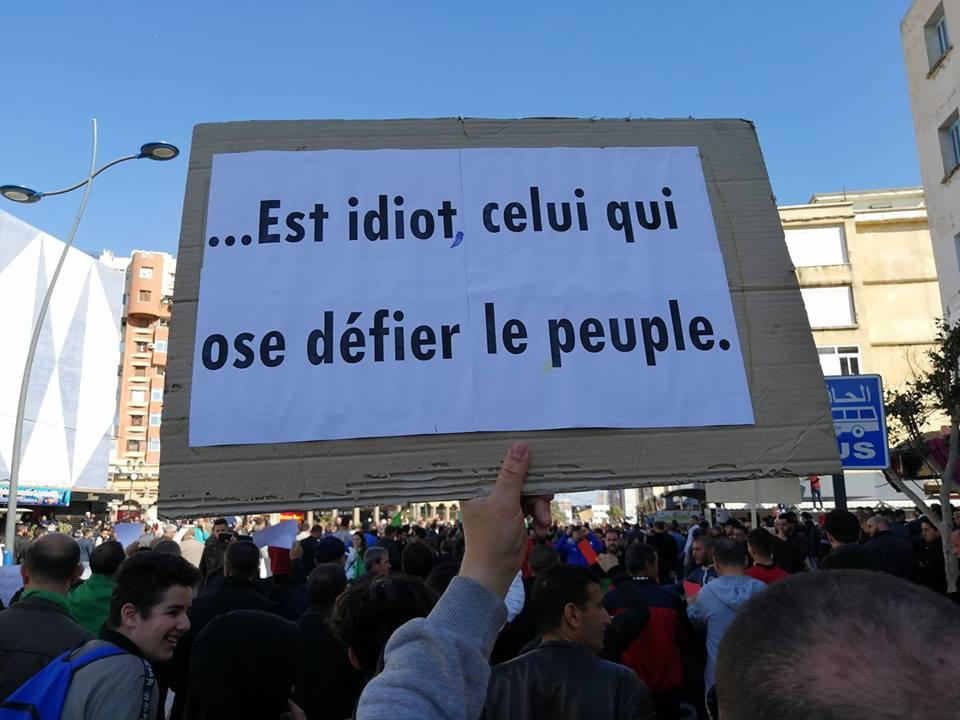 Une grandiose marche à Béjaïa le vendredi 01 mars 2019 contre le système  - Page 4 1631