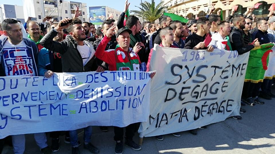 Une grandiose marche à Béjaïa le vendredi 01 mars 2019 contre le système  - Page 4 1650