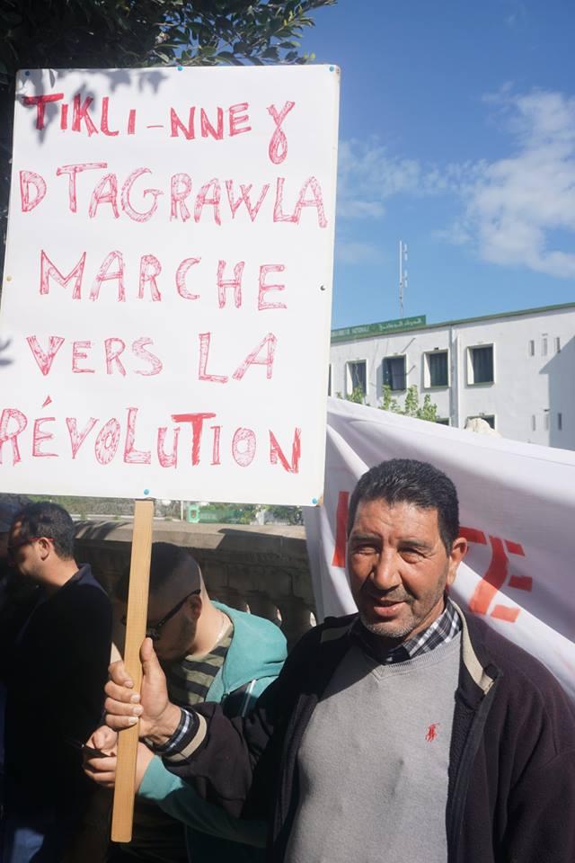 Marche contre le système à Aokas le samedi 30 mars 2019 - Page 2 1876