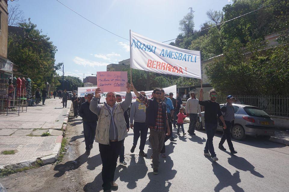 Marche contre le système à Aokas le samedi 30 mars 2019 - Page 2 1880