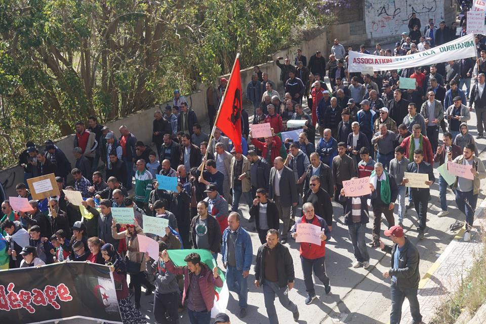 Marche contre le système à Aokas le samedi 30 mars 2019 - Page 2 1882