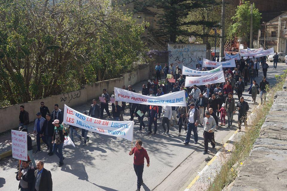 Marche contre le système à Aokas le samedi 30 mars 2019 - Page 2 1883