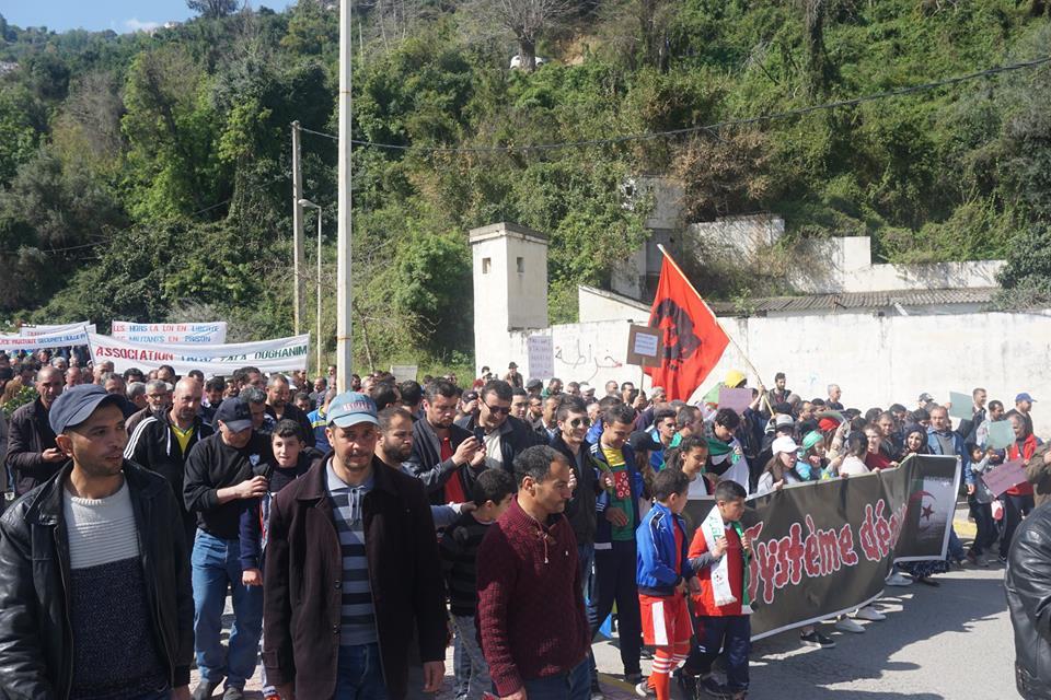 Marche contre le système à Aokas le samedi 30 mars 2019 - Page 2 1884
