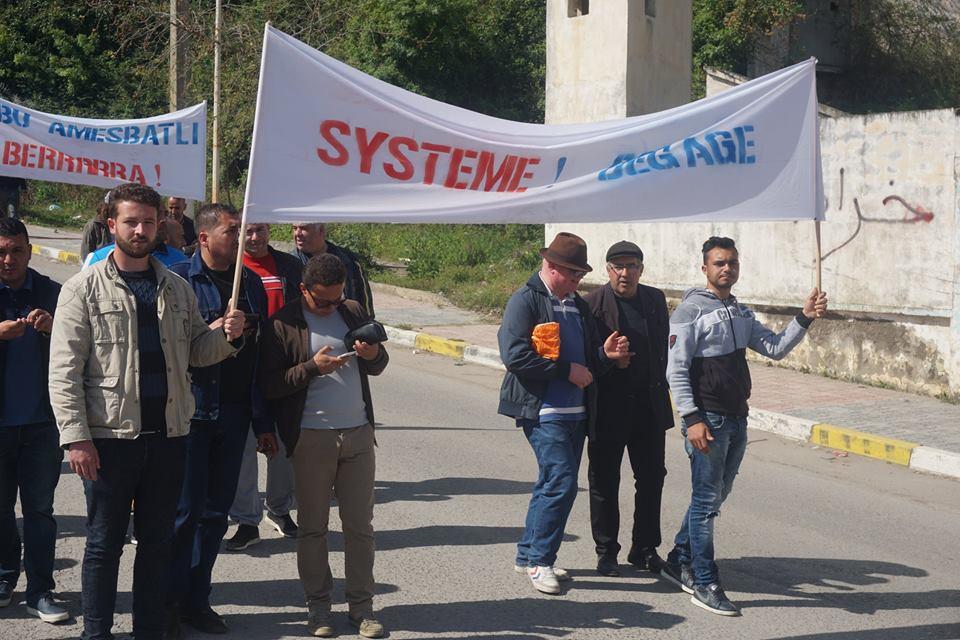 Marche contre le système à Aokas le samedi 30 mars 2019 - Page 2 1887