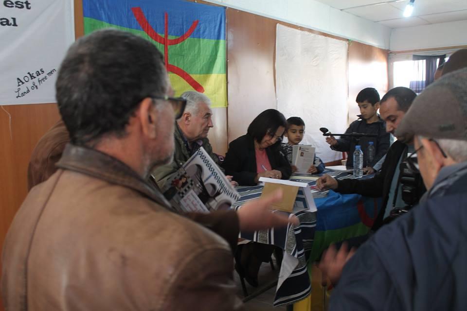 Améle El Mahdi à Aokas le samedi 09 février 2019 189