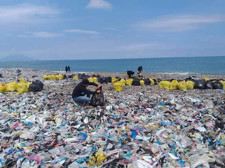 nettoyage des plages à Aokas (samedi 30 mars 2019) 1929