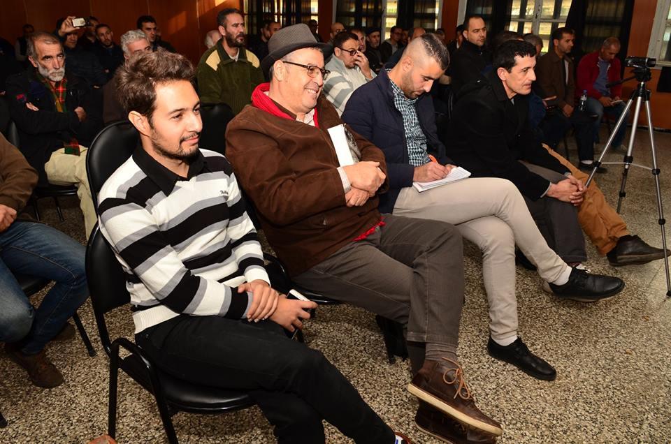 Abdelmadjid Merdaci à Aokas le samedi 08 decembre 2018 20168