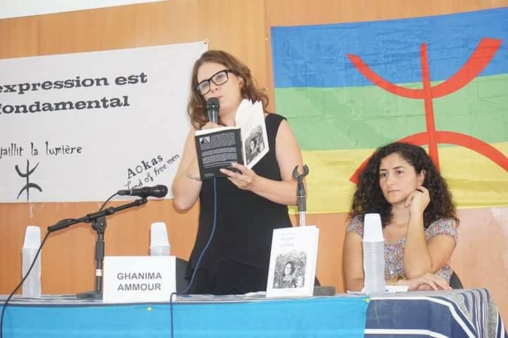 Ghanima Ammour à Aokas le samedi 08 septembre 2018 2017