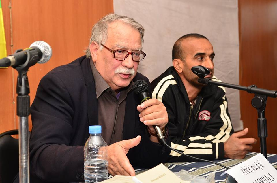 Abdelmadjid Merdaci à Aokas le samedi 08 decembre 2018 - Page 2 20183