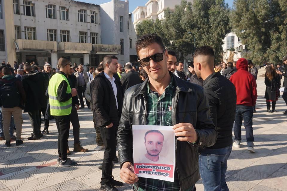 marche des libertés le 10 décembre 2018 à Bejaia pour libérer Merzouk Touati et tous les détenus d'opinion 20204