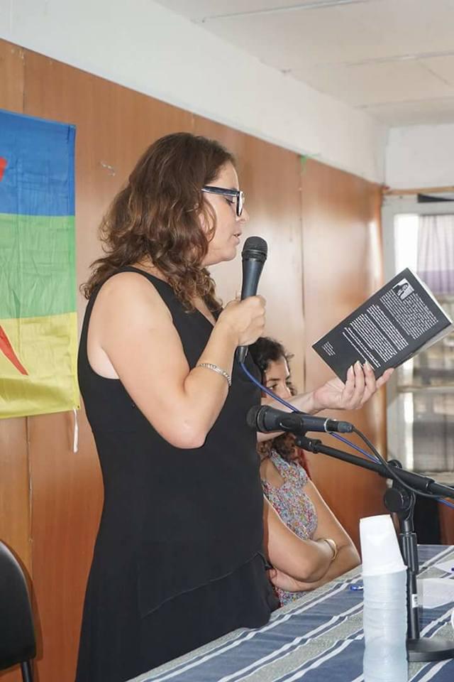 Ghanima Ammour à Aokas le samedi 08 septembre 2018 2022