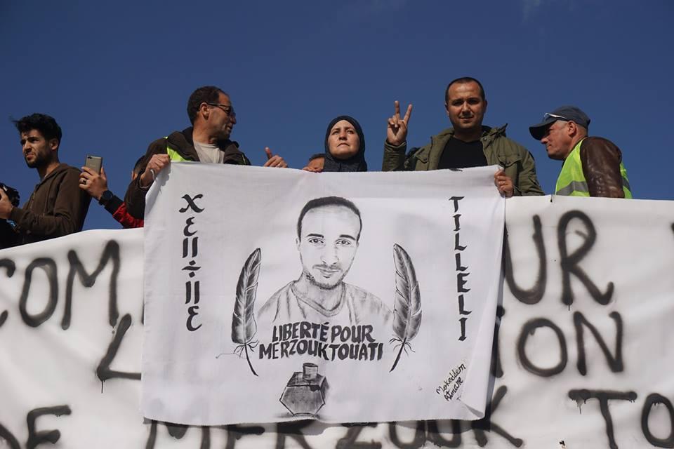 marche des libertés le 10 décembre 2018 à Bejaia pour libérer Merzouk Touati et tous les détenus d'opinion 20222