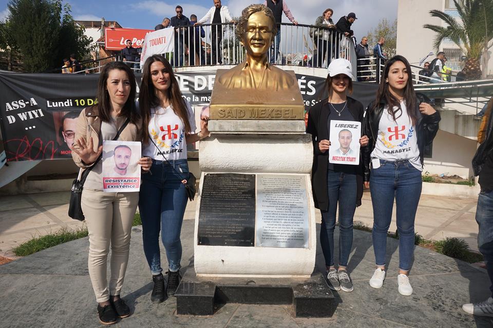 marche des libertés le 10 décembre 2018 à Bejaia pour libérer Merzouk Touati et tous les détenus d'opinion - Page 2 20232