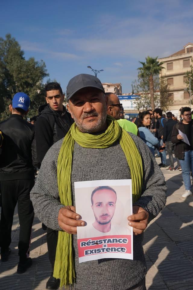 marche des libertés le 10 décembre 2018 à Bejaia pour libérer Merzouk Touati et tous les détenus d'opinion - Page 2 20237