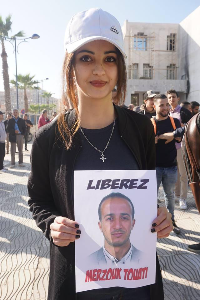 marche des libertés le 10 décembre 2018 à Bejaia pour libérer Merzouk Touati et tous les détenus d'opinion - Page 2 20240
