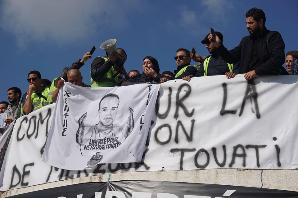 marche des libertés le 10 décembre 2018 à Bejaia pour libérer Merzouk Touati et tous les détenus d'opinion - Page 2 20241
