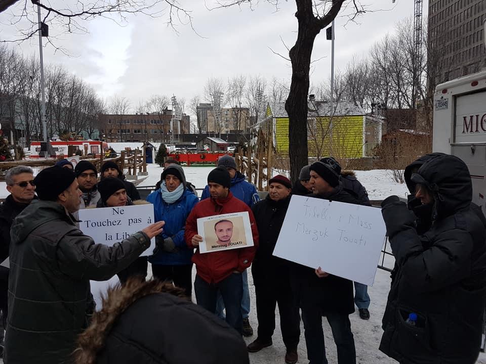 Rassemblement pour la libération de tous les détenus d'opinion à Montréal  le dimanche 09 décembre 2018 - Page 2 20263