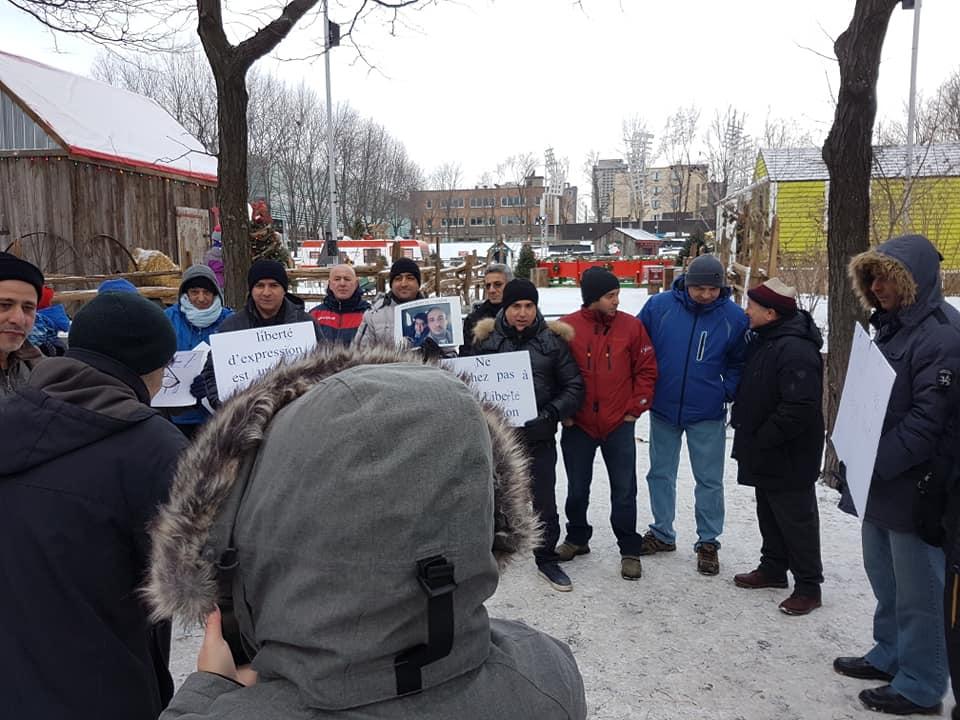 Rassemblement pour la libération de tous les détenus d'opinion à Montréal  le dimanche 09 décembre 2018 - Page 2 20268