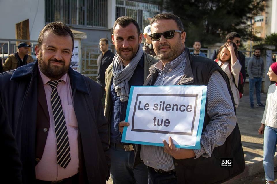 marche des libertés le 10 décembre 2018 à Bejaia pour libérer Merzouk Touati et tous les détenus d'opinion - Page 2 20277