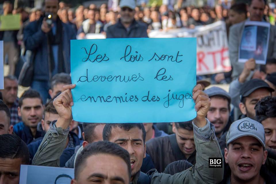 marche des libertés le 10 décembre 2018 à Bejaia pour libérer Merzouk Touati et tous les détenus d'opinion - Page 3 20279
