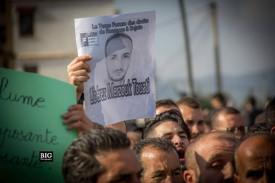 marche des libertés le 10 décembre 2018 à Bejaia pour libérer Merzouk Touati et tous les détenus d'opinion - Page 3 20280