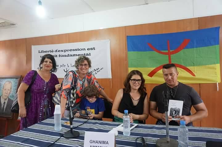 Ghanima Ammour à Aokas le samedi 08 septembre 2018 2033