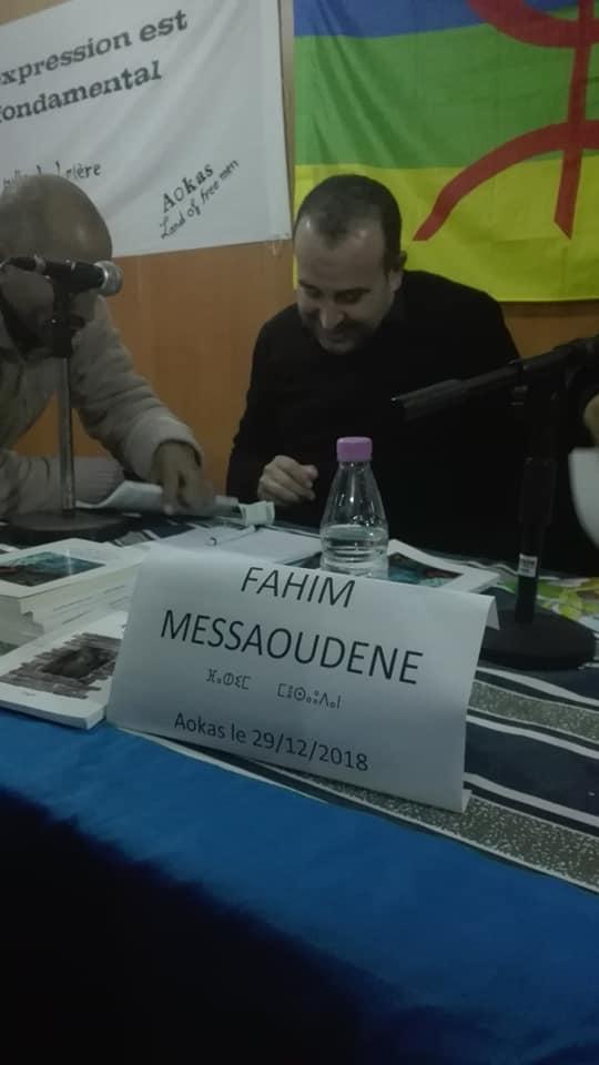 Fahim Messaoudene à Aokas le samedi 29 décembre 2018 20352