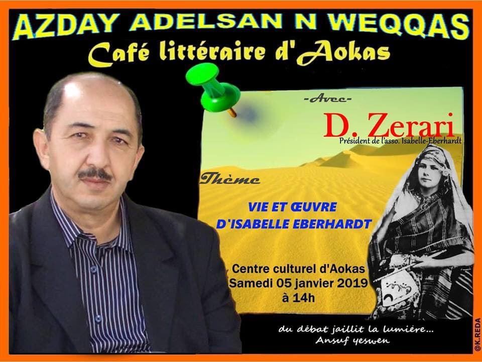 D Zerari à Aokas le samedi 05 janvier 2019 20366