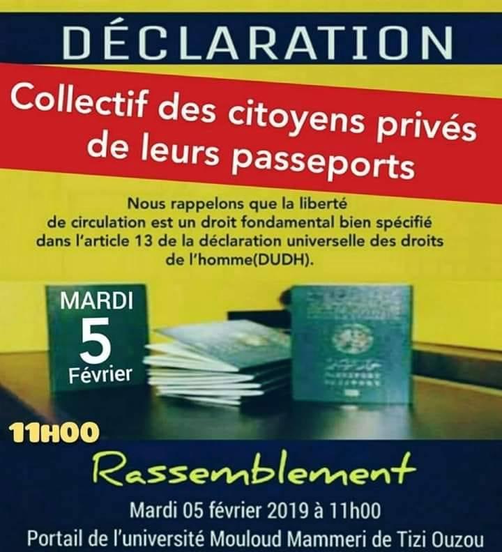Collectif des citoyens privés de leurs passeports 20419