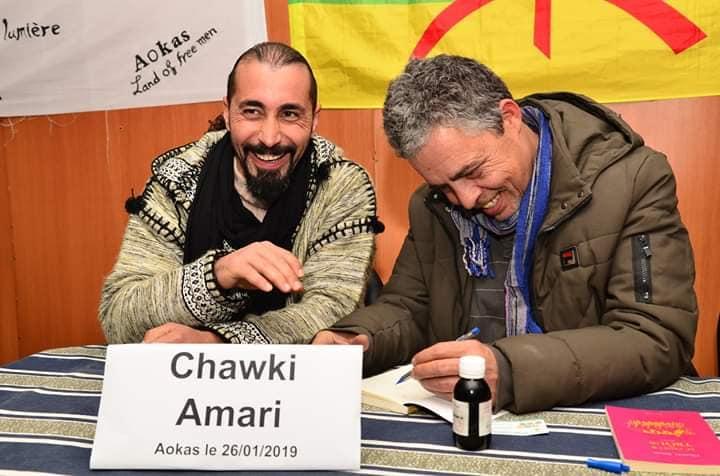 Imposante conférence de Chawki Amari à Aokas le samedi 26 janvier 2019 20462