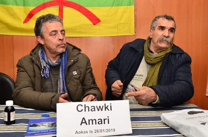 Imposante conférence de Chawki Amari à Aokas le samedi 26 janvier 2019 20466