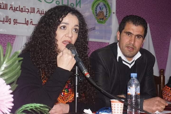 Nadia Matoub à Melbou le samedi 26 janvier 2019 20472
