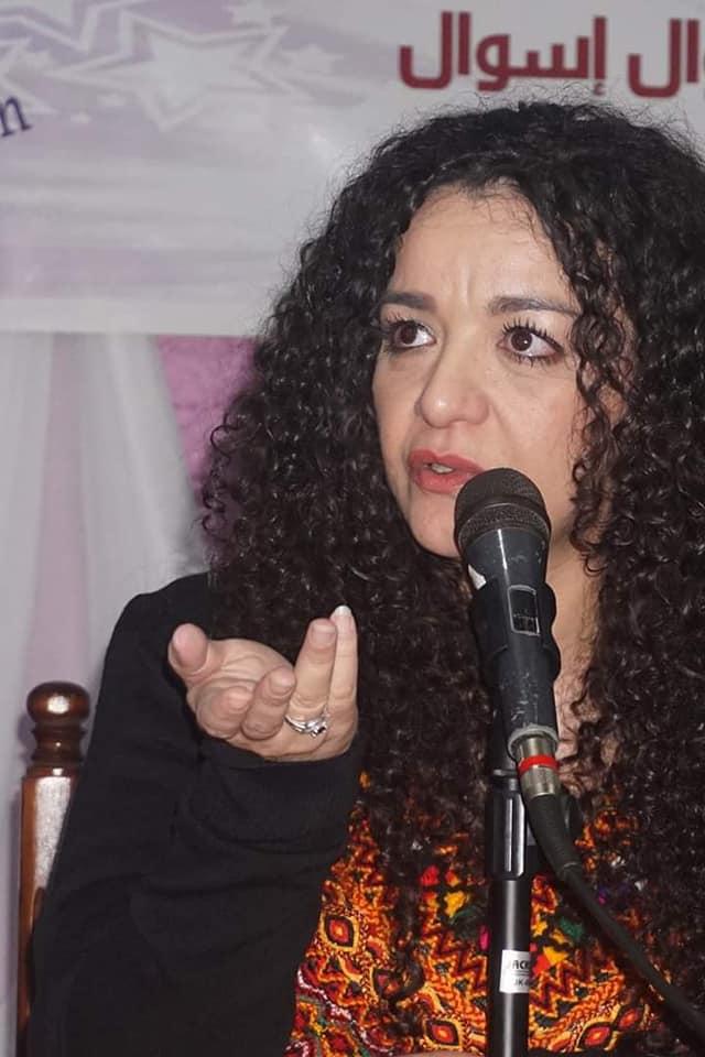 Nadia Matoub à Melbou le samedi 26 janvier 2019 20473