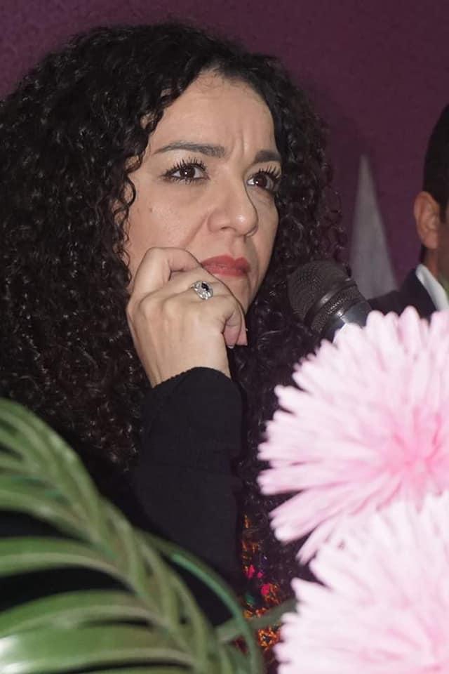 Nadia Matoub à Melbou le samedi 26 janvier 2019 20475