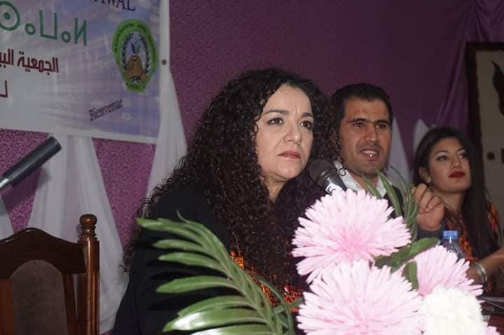 Nadia Matoub à Melbou le samedi 26 janvier 2019 20476