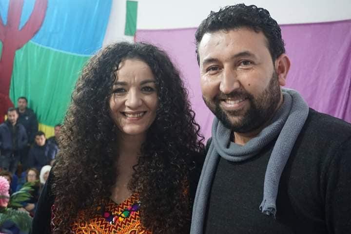 Nadia Matoub à Melbou le samedi 26 janvier 2019 20479