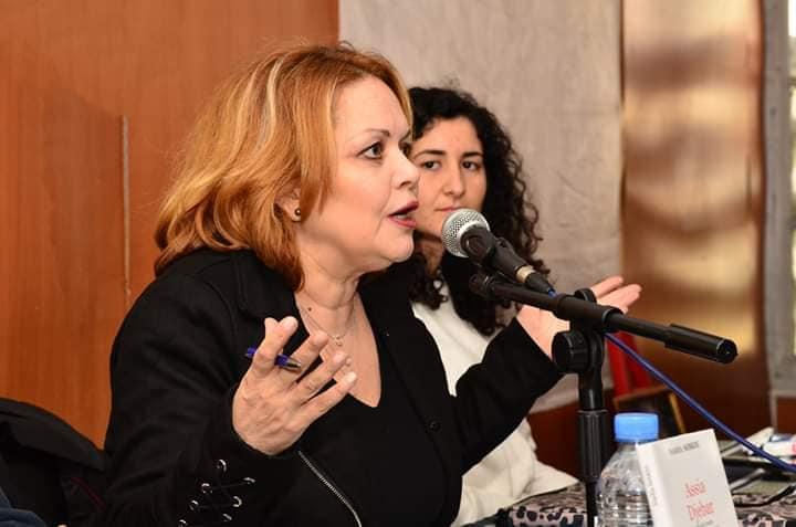 Nadia Sebkhi à Aokas le samedi 02 février 2019 - Page 2 20502