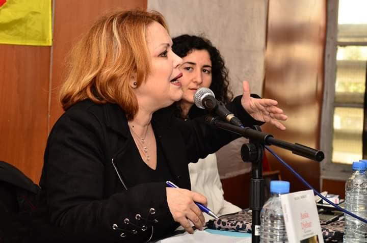 Excellente conférence de Nadia Sebkhi le samedi 02 février 2019 à Aokas 20509