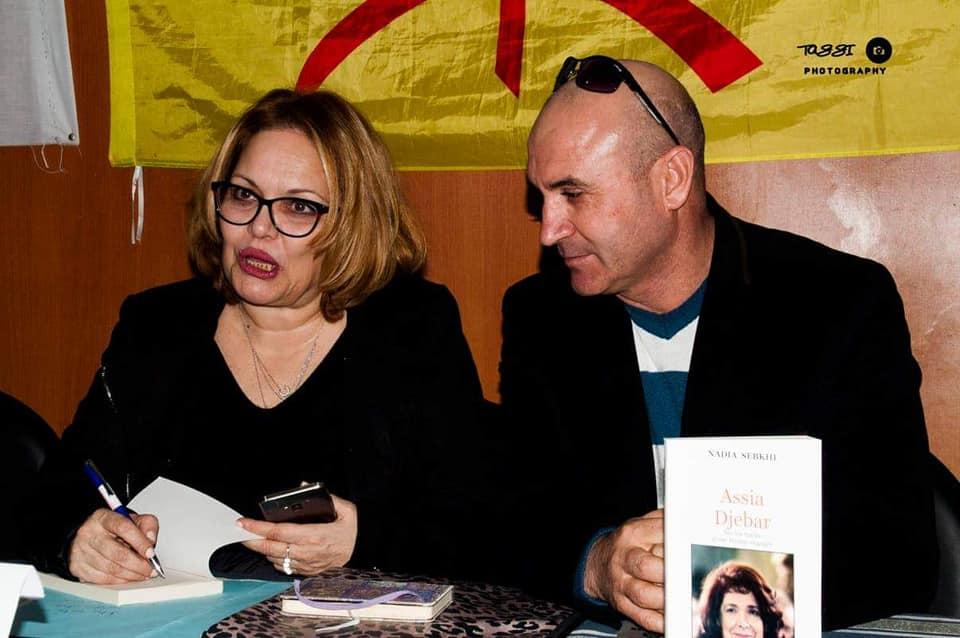 Excellente conférence de Nadia Sebkhi le samedi 02 février 2019 à Aokas 20527