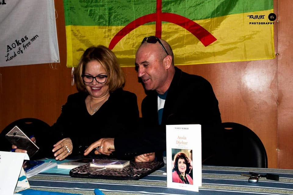 Excellente conférence de Nadia Sebkhi le samedi 02 février 2019 à Aokas - Page 2 20537