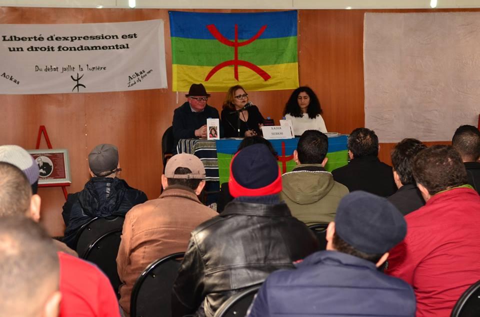 Excellente conférence de Nadia Sebkhi le samedi 02 février 2019 à Aokas - Page 2 20540
