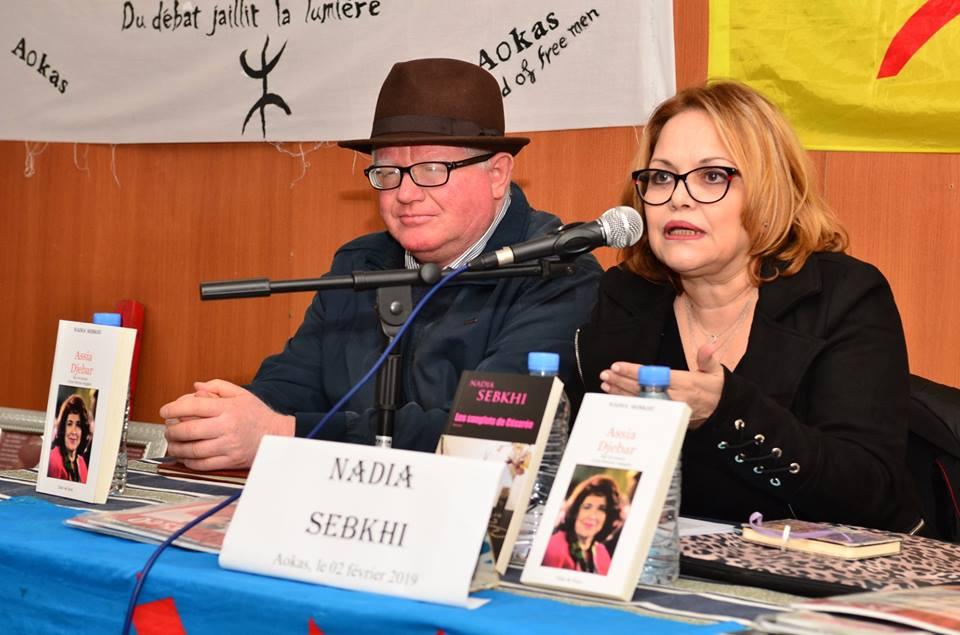 Excellente conférence de Nadia Sebkhi le samedi 02 février 2019 à Aokas - Page 2 20541